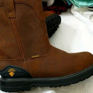 Herman survivors waterproof steel-toed work boots